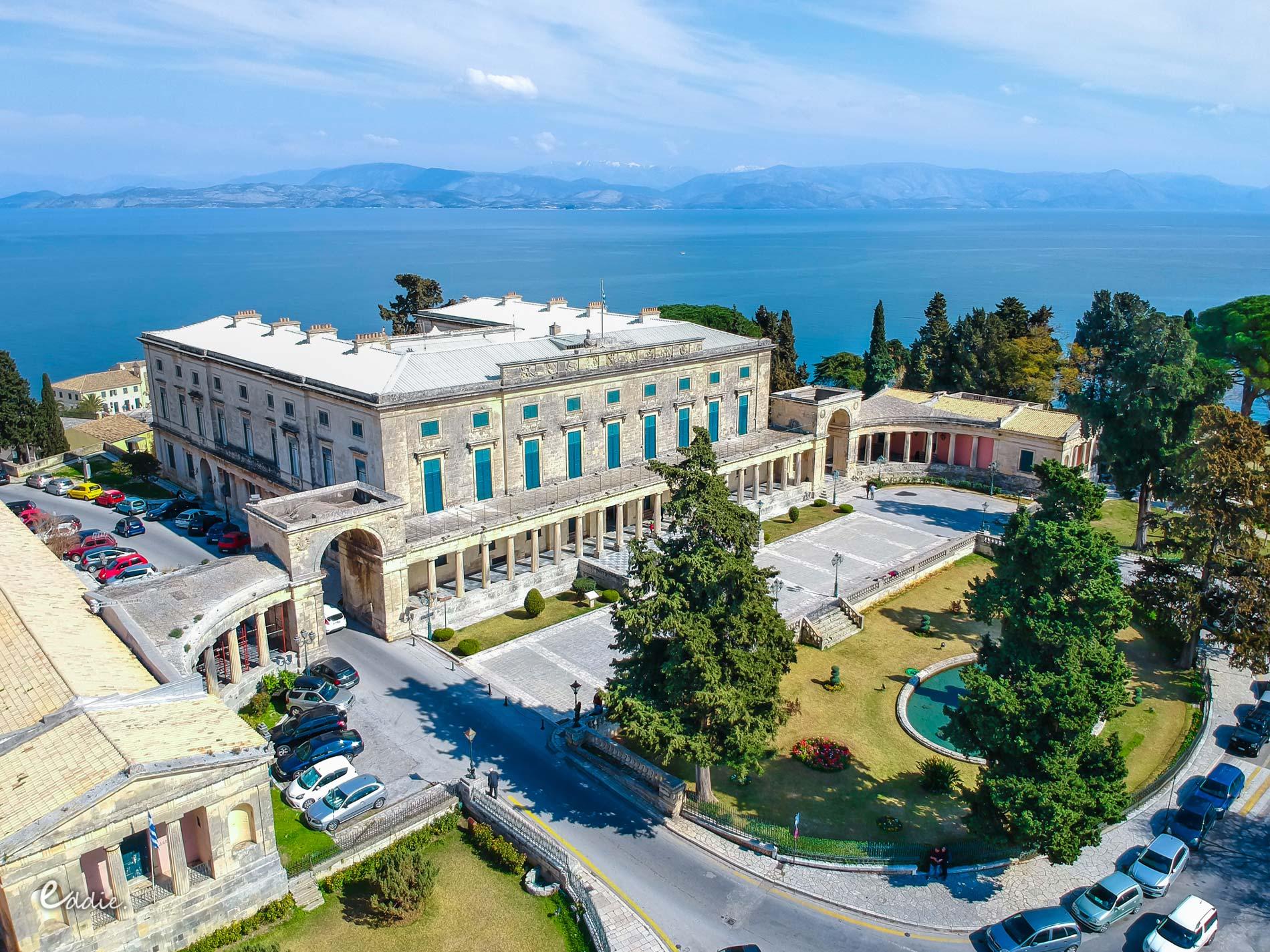 museum of asian art visit corfu