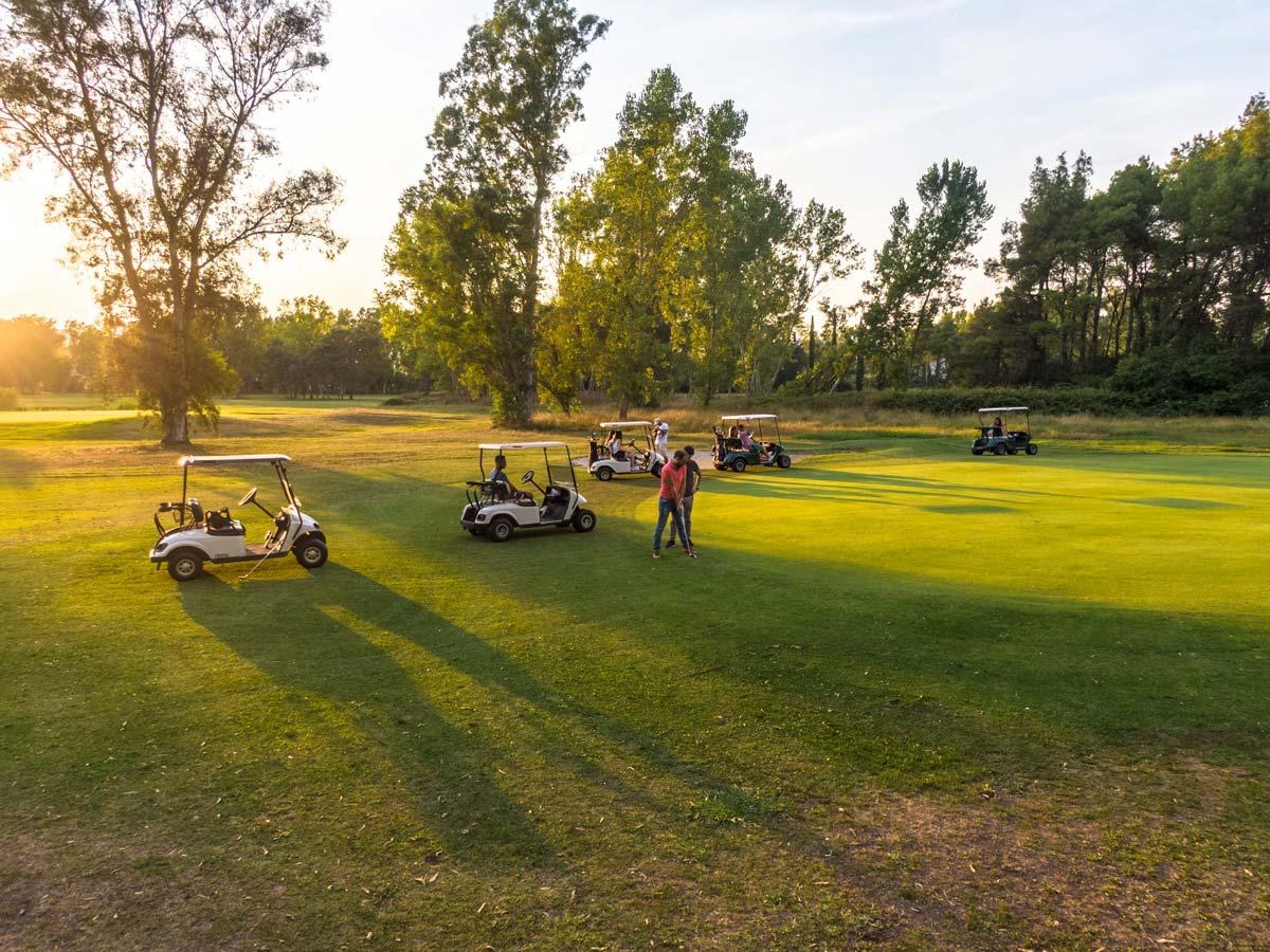 visit corfu activities golf 2