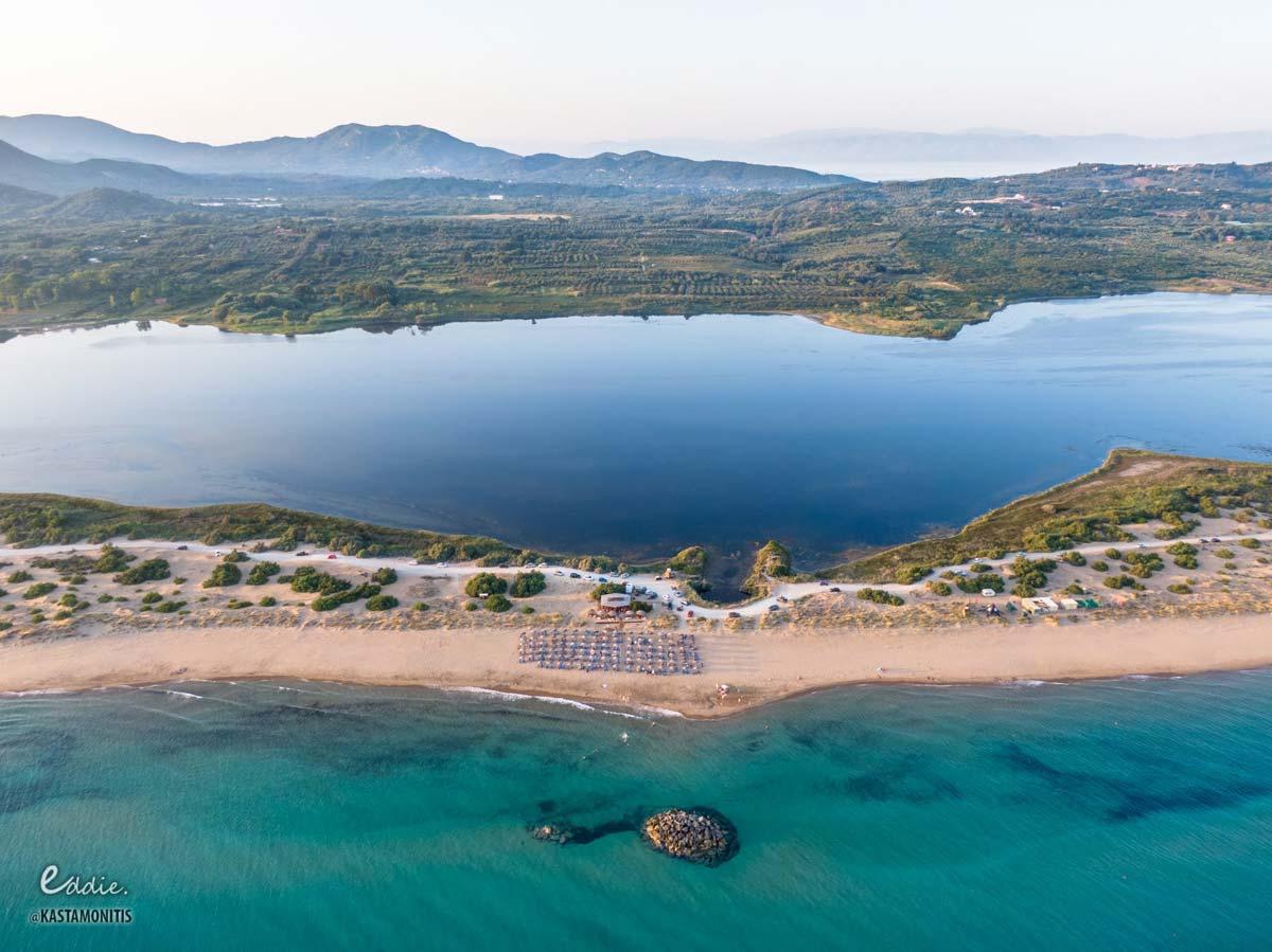visit corfu beaches chalikounas 2