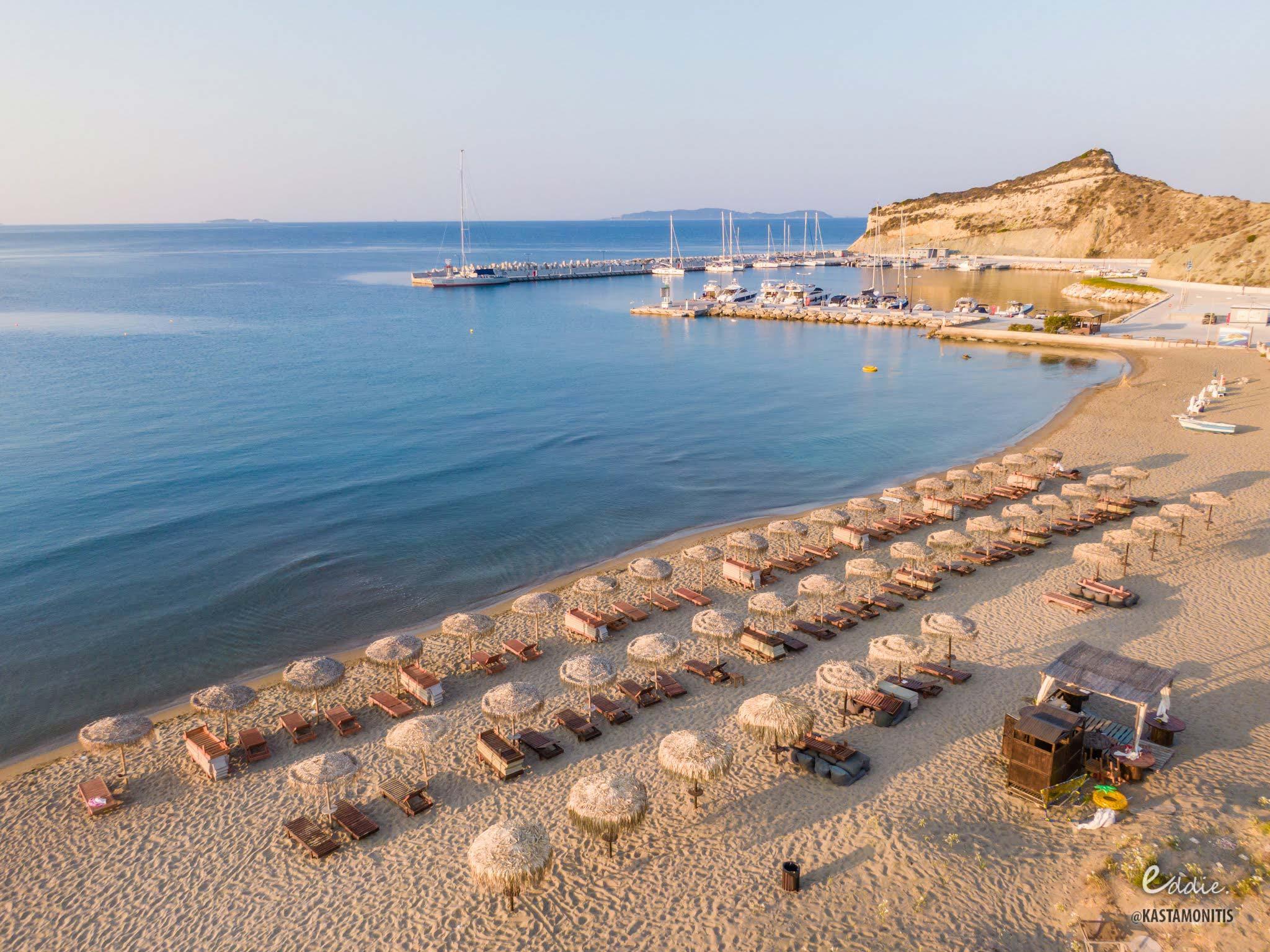 visit corfu beaches erreikousa