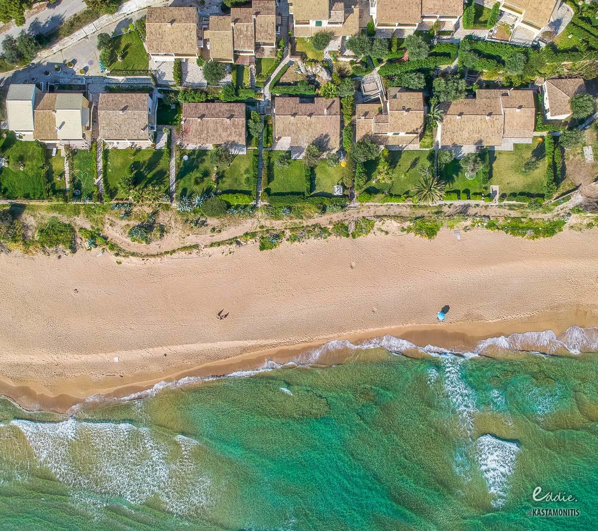 visit corfu beaches glyfada 2