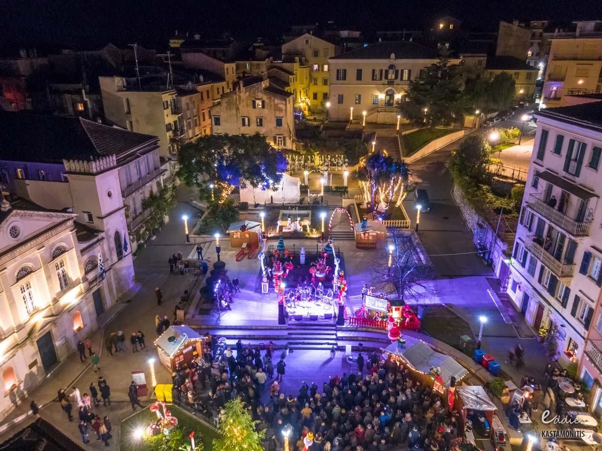 visit corfu events christmas village 4