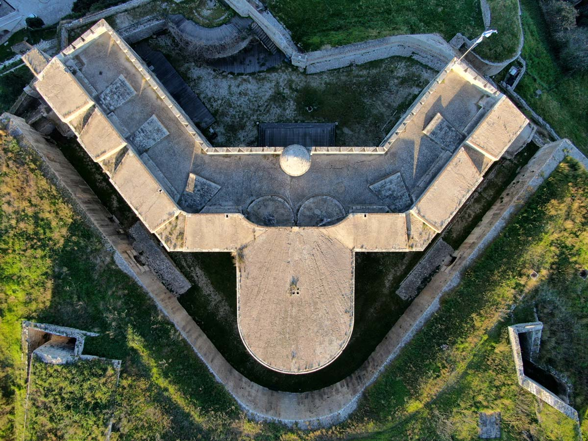 visit corfu sights new fortress 2