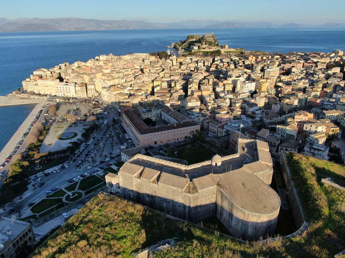 visit corfu sights new fortress 3
