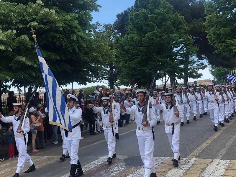 Επέτειος της Ένωσης των Επτανήσων με την Ελλάδα στην Κέρκυρα18