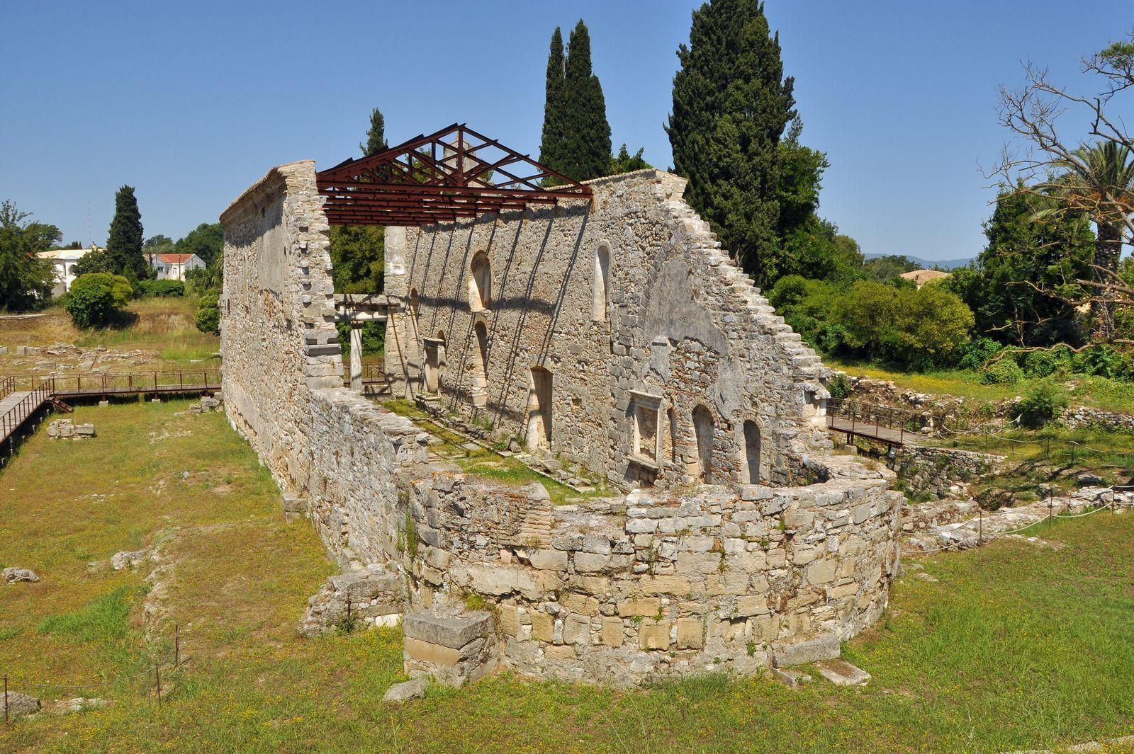 Corfu Agia Kerkyra R02