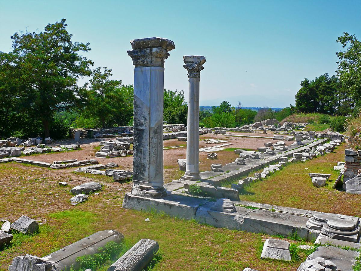ancient corfu paleopolis 2